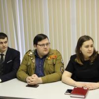 Итоговое заседание Молодежного правительства III-го созыва